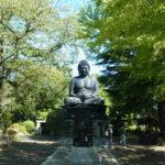 3連休の最終日。赤塚植物園と東京大仏とアルコールストーブ
