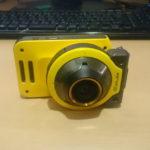 新しいカメラはどうやって持ってく?