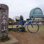 白石峠タイムトライアルと堂平山