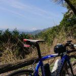 甲武トンネルの富士山と緑のラブレター その1 甲武トンネル編