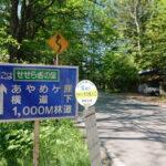 ぐるっと浅間山 その2 別荘地から車坂峠へ編